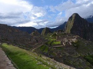 Machu Picchu Saturday