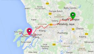 Trip to Pulau Ketam