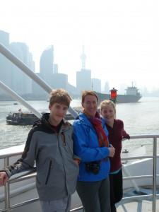 boat Pudong